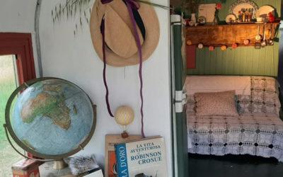 1. IN CARROZZA! Teatro, storie, musica e sorprese per viaggiare con la fantasia con Teatro Verde