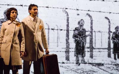 Auschwitz. Una storia di vento. Federica Migliotti incontra Fabrizio Pallara