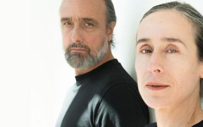 Attilio Scarpellini incontra Michele Abbondanza e Antonella Bertoni
