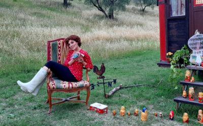4. IN CARROZZA! Teatro, storie, musica e sorprese per viaggiare con la fantasia con ospite Luigi Rignanese – Compagnie d'A (Francia)