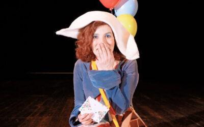 8. IN CARROZZA!Teatro, storie, musica per viaggiare con la fantasia con ospite Laura Kibel/Teatro dei Piedi